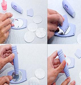 набор ногтей salon express